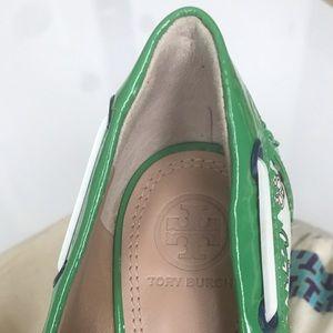 Tory Burch Shoes - Tory Burch Garden party Fisher heels